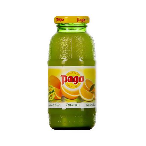 Pago orange