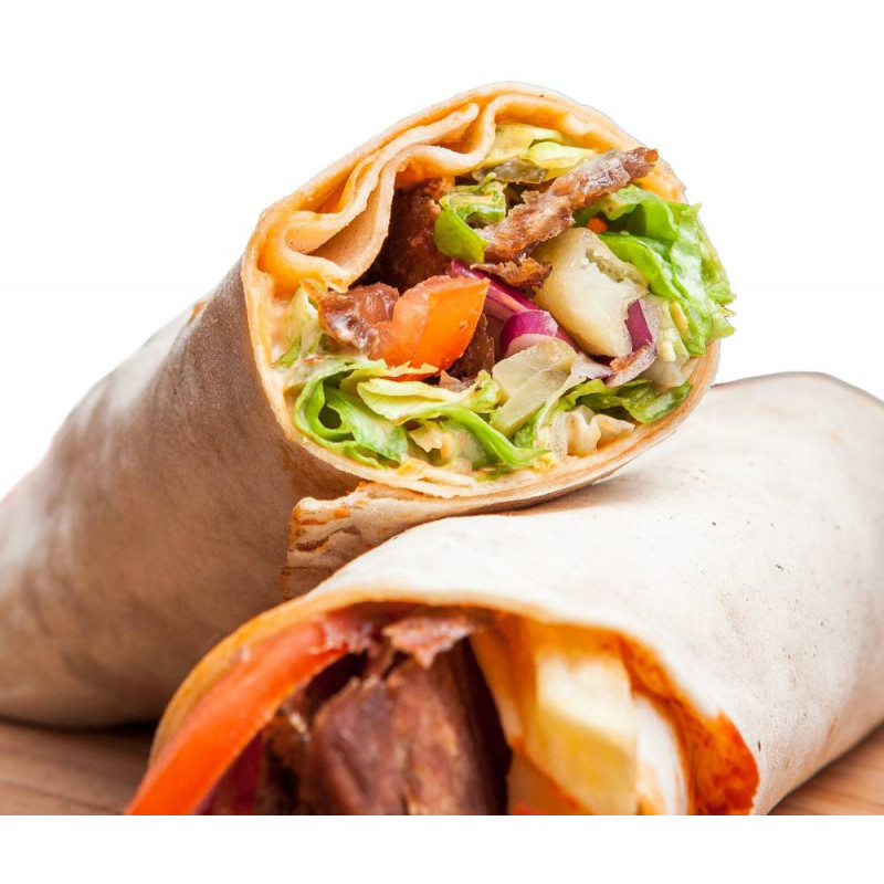Menu Kebab