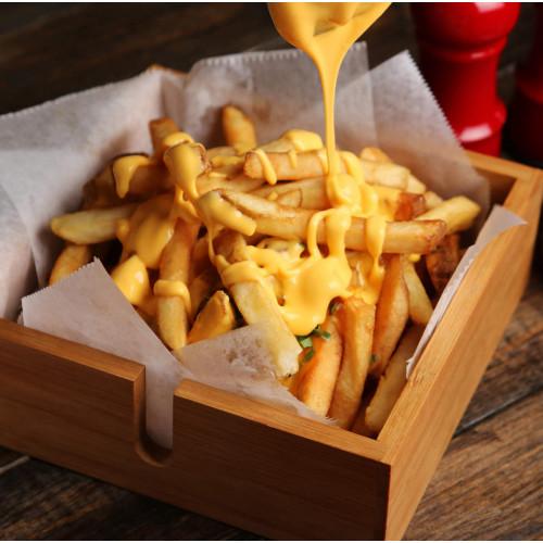 Potatoes/Frites Cheddar